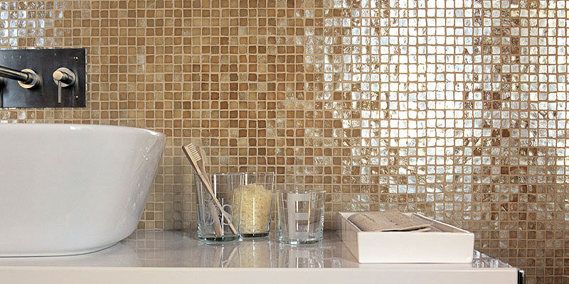 badkamertegels mozaiek – artsmedia, Badkamer